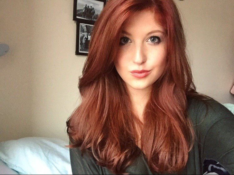 How I Fool Everyone Into Thinking I\'m a Natural Redhead   Real Simple