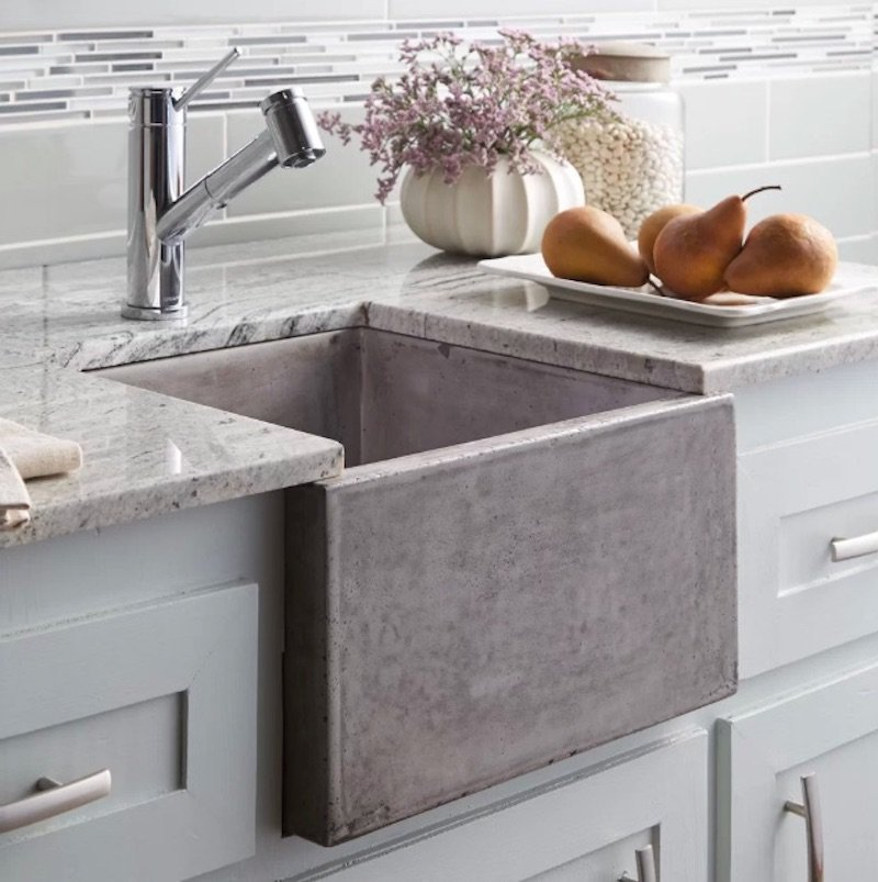 Trend Alert: The Farmhouse Sink Is Getting a Modern Makeover