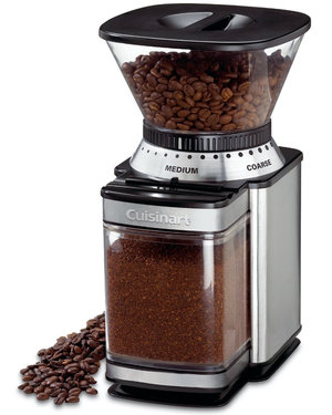 The Best Coffee Grinder Buying Guide With Reviews 2018 Real Simple