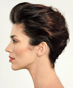 Wondrous Pretty Ideas For A Bad Hair Day Real Simple Short Hairstyles Gunalazisus