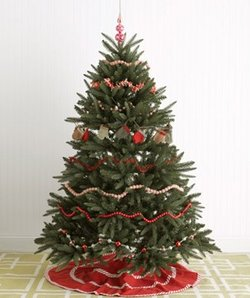 Charming Festive Christmas Tree Decorating Ideas Amazing Design