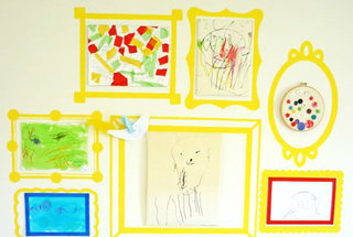 kids-art-display