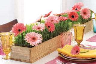 create-floral-table-runner