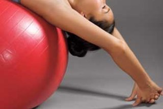 workout-with-exercise-ball