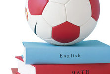 books-soccer-ball