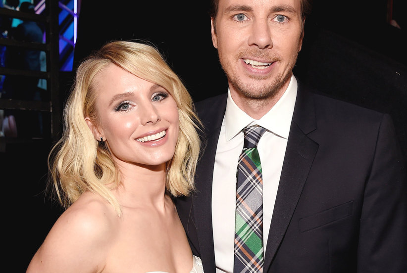 "How Dax Shepard ""Nursed"" Kristen Bell Back to Health"
