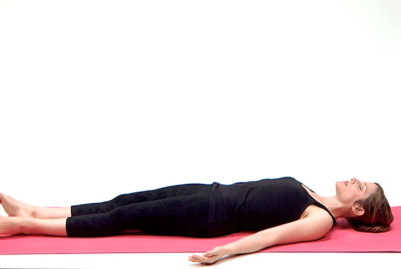 Video: Savasana Yoga Pose | Real Simple