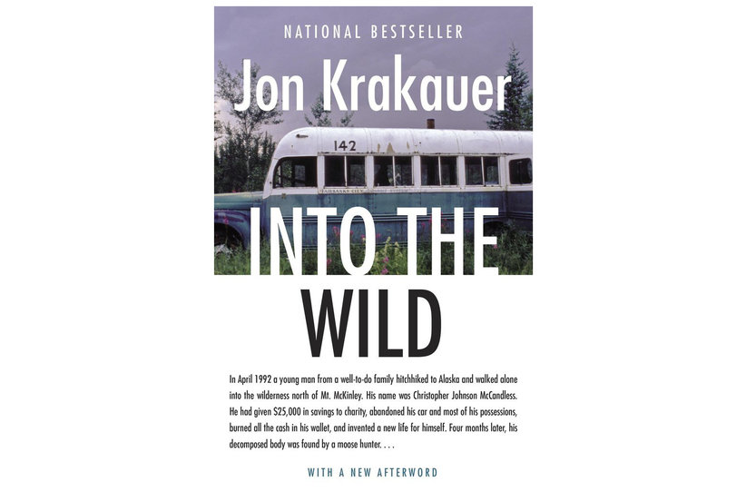 the influences of the unique setting in into the wild a novel by jon krakauer