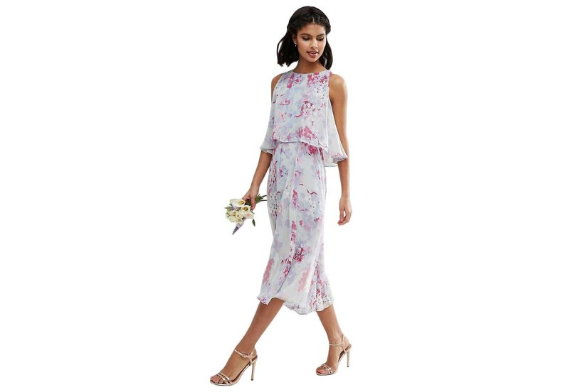 6 wedding guest dresses real simple for Size 12 dresses for wedding guests