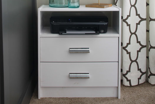 Printer Stand 10 Ikea Hacks You Can Do In A Weekend