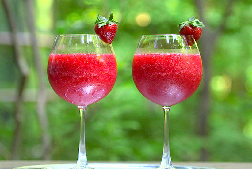 It's Official: Wine Slushies Are My Summer Drink Obsession