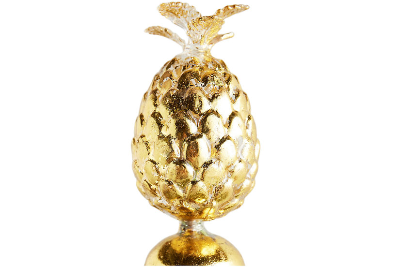 Pineapple Tree Topper Christmas Tree Toppers Real Simple