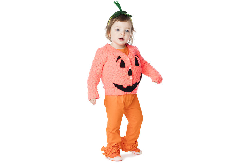sc 1 st  Real Simple & The Easiest (Cutest) DIY Pumpkin Costume Ever | Real Simple