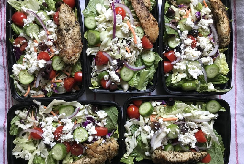 7 Meal Prep Tips You Can Actually Follow