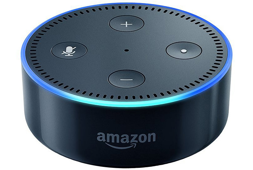 The Echo Dot Is 40 Percent Off Today on Amazon