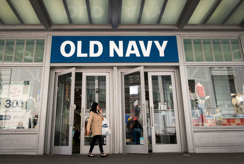 Start Shopping Old Navy's Huge Black Friday and Cyber Monday Sales