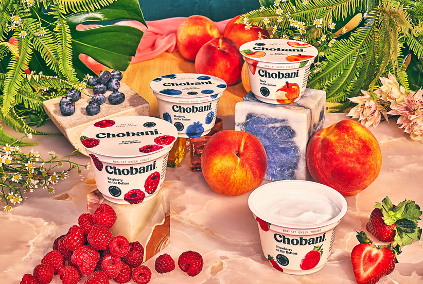 Your Favorite Yogurt Is About to Get a Stylish New Look