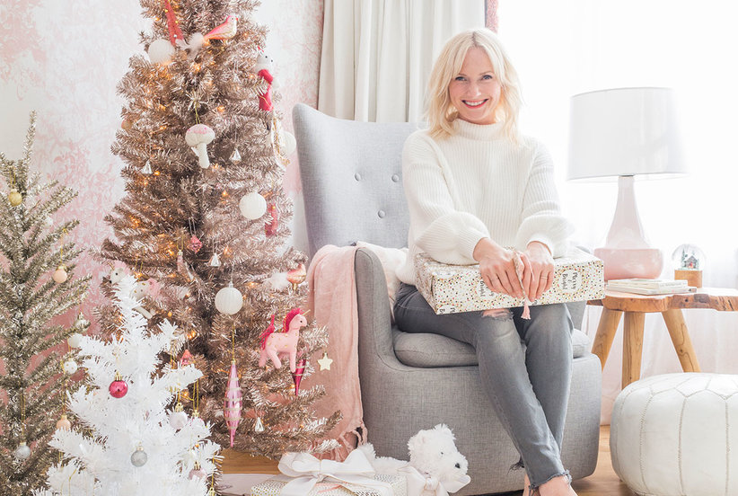 Emily Henderson's Holiday Decorating Tips