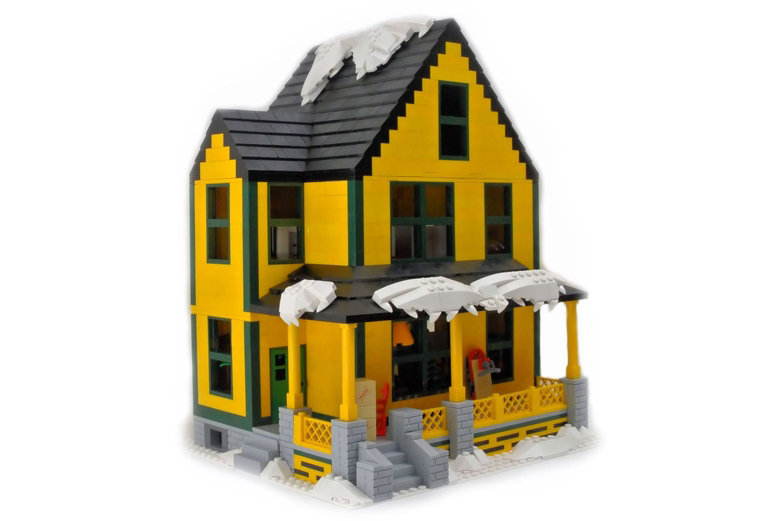 Help Make This A Christmas Story Lego Set a Reality