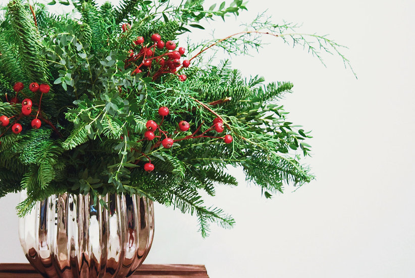 Holiday Floral Tips From the Pros