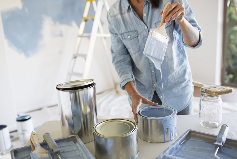 Paige Davis of Trading Spaces on the Number One Thing You Need to Do Before Painting