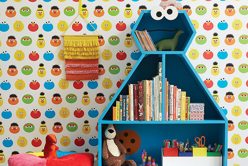 You're Going to Want Everything From Land of Nod's Sesame Street Collection