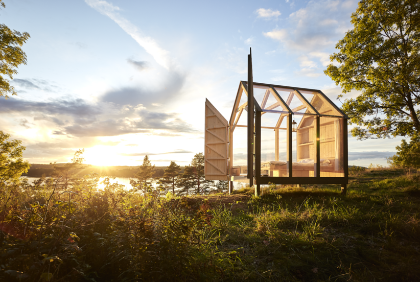 You Can Now Book a Stay in This Stress-Reducing Swedish Cabin