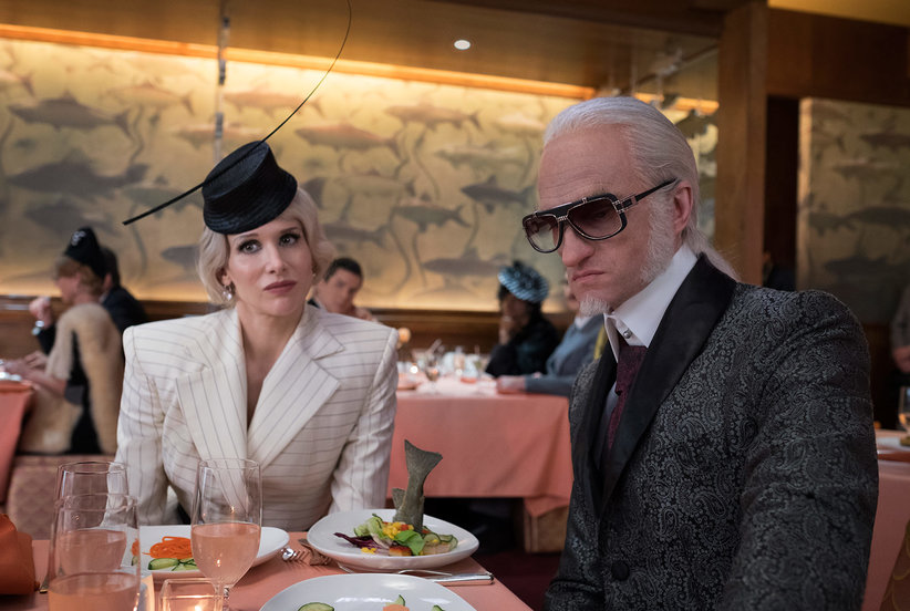 Get Your First Look at A Series of Unfortunate Events Season Two