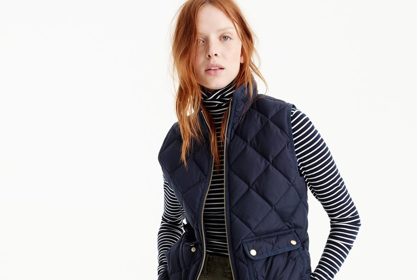 a6042cf28786 Score Up to 75 Percent Off Winter Coats at J. Crew's Massive Sale