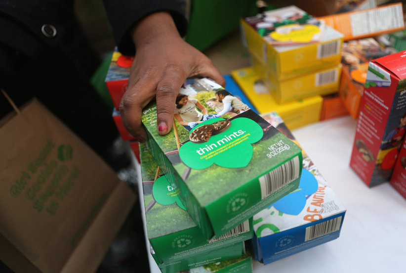 How to Buy Girl Scout Cookies If You Don't Know a Girl Scout
