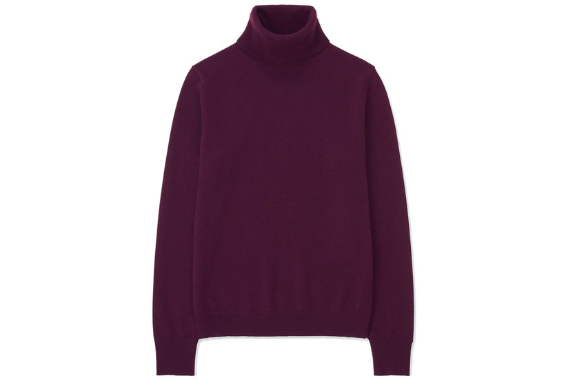 7 Super Cozy Turtlenecks