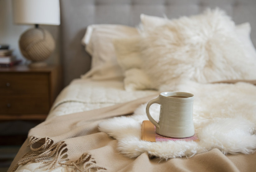 How to Build the Warmest, Coziest Winter Bed