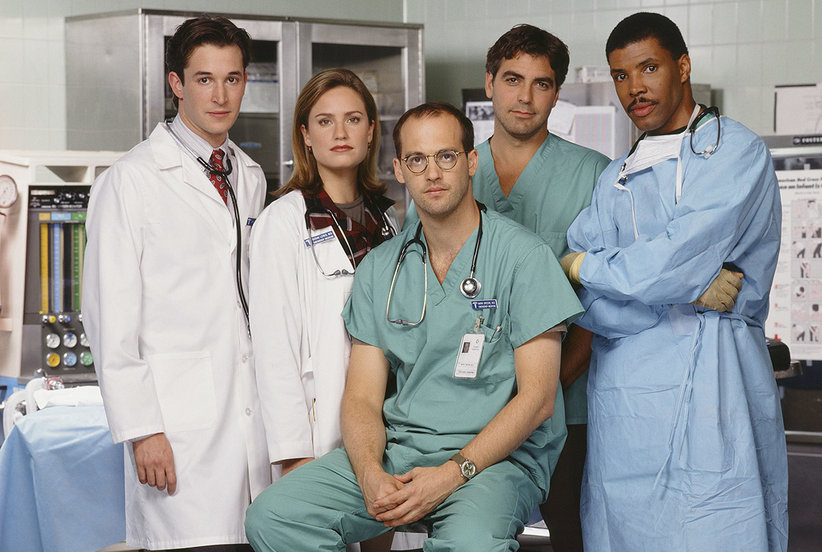 Hulu Is Streaming All 15 Seasons of ER So You Can Relive the Best of '90s Medical Drama