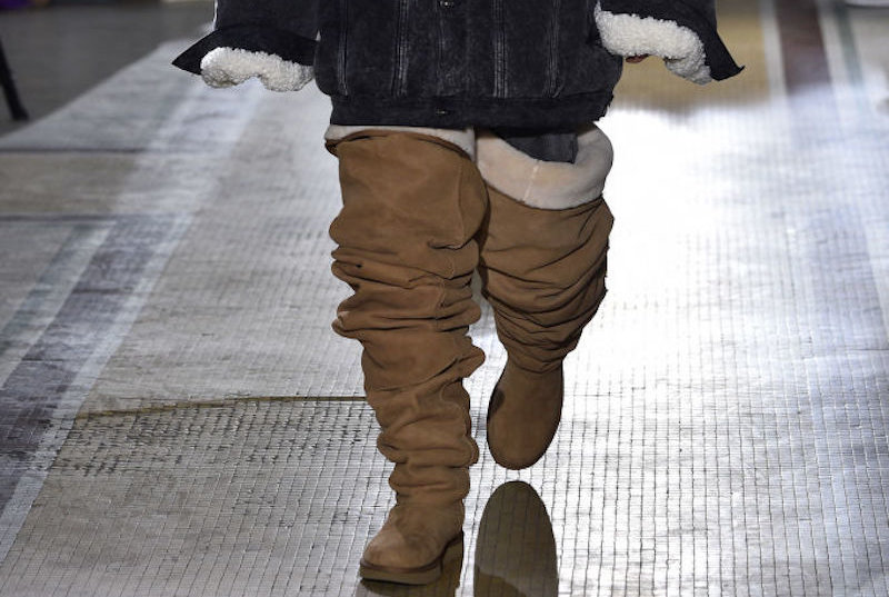 Thigh-High Ugg Boots Are A Thing—and They Look So Cozy