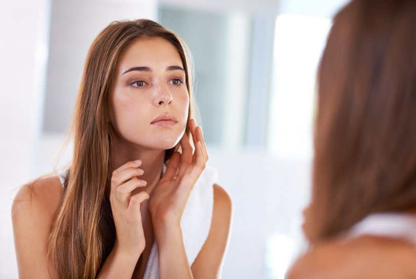 One Dermatologist's Genius Trick for Getting Rid of Pimples