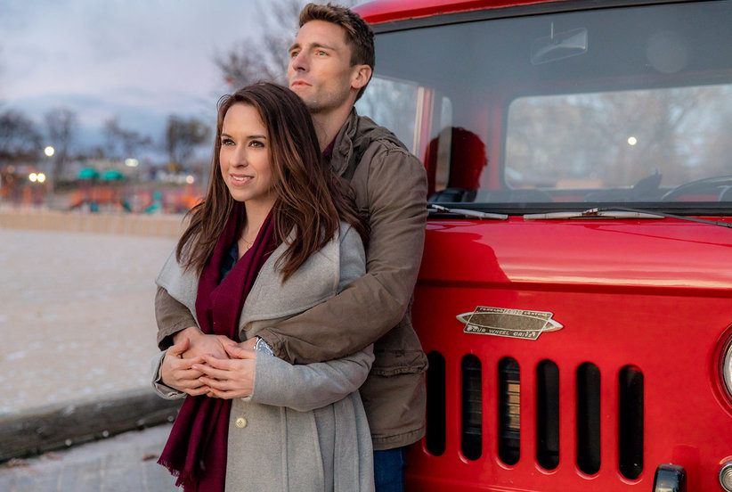 3 New Hallmark Rom-Coms to Binge-Watch on Valentine's Day