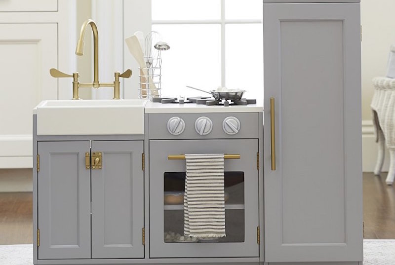 These Kids' Play Kitchens Are Nicer Than Our Real Kitchens Will Ever Be