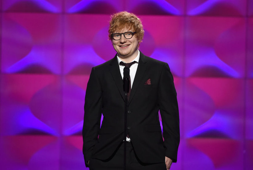 Ed SheeranJust Bought an Entire Block of Houses