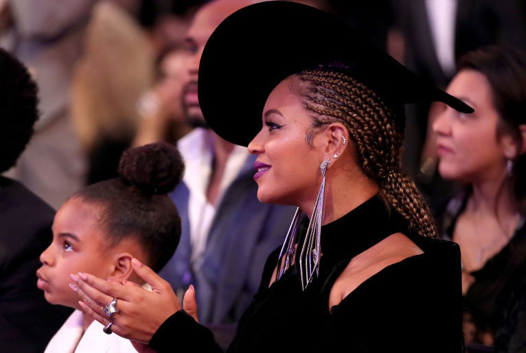 How to Get Beyonce's Secret Grammys Eye Makeup