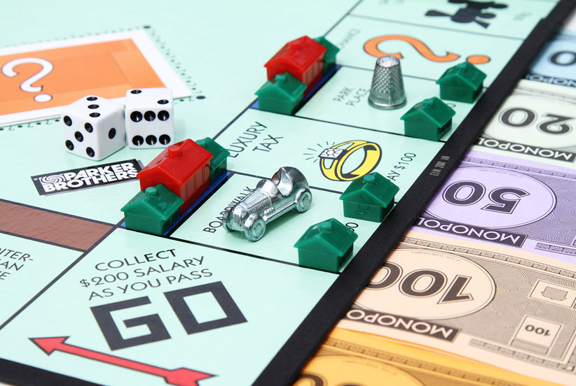 Monopoly's New Cheater's Edition Is Totally Genius