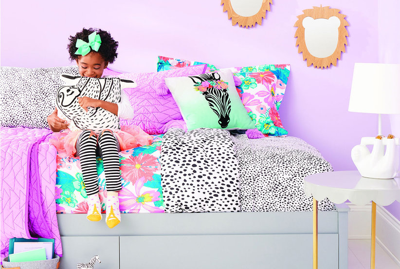 Exclusive Look: Target's Pillowfort Spring Collection
