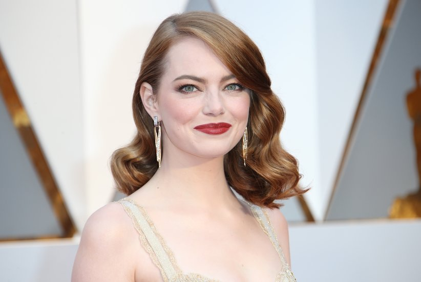 Emma Stone Just Got A Perm With Her Bff And I Can So Relate Real Simple