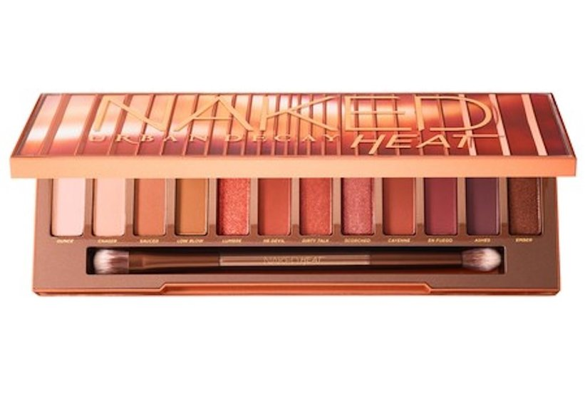 Urban Decay Revealed a Mini Version of its Naked Heat Palette