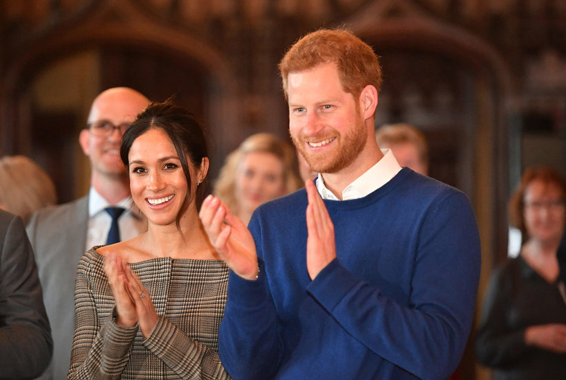 Meet the Actors Who Will Play Prince Harry and Meghan Markle