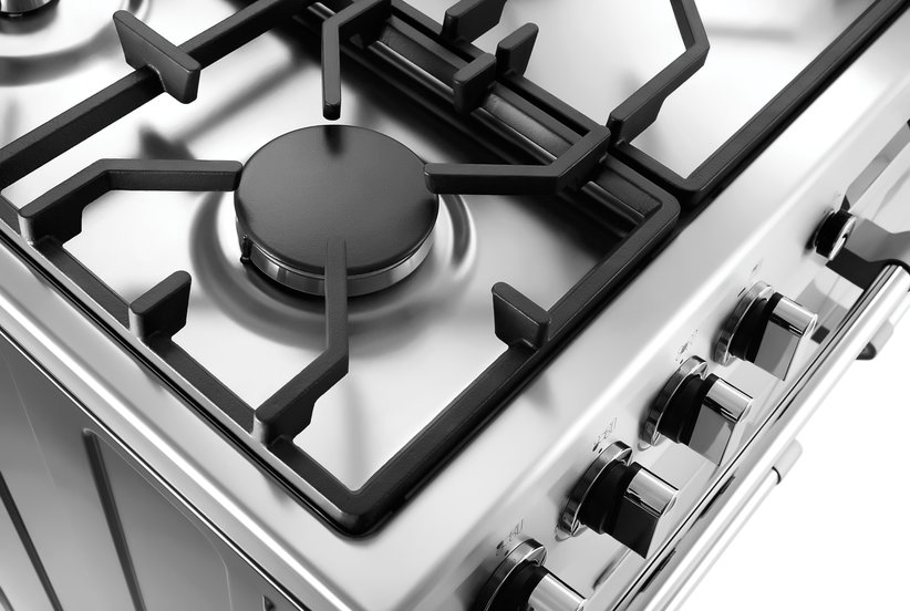 The One Mistake You're Making When Cleaning Your Stovetop