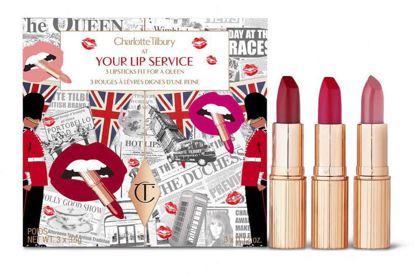 These New Lipsticks Were Inspired by Kate Middleton and Queen Elizabeth