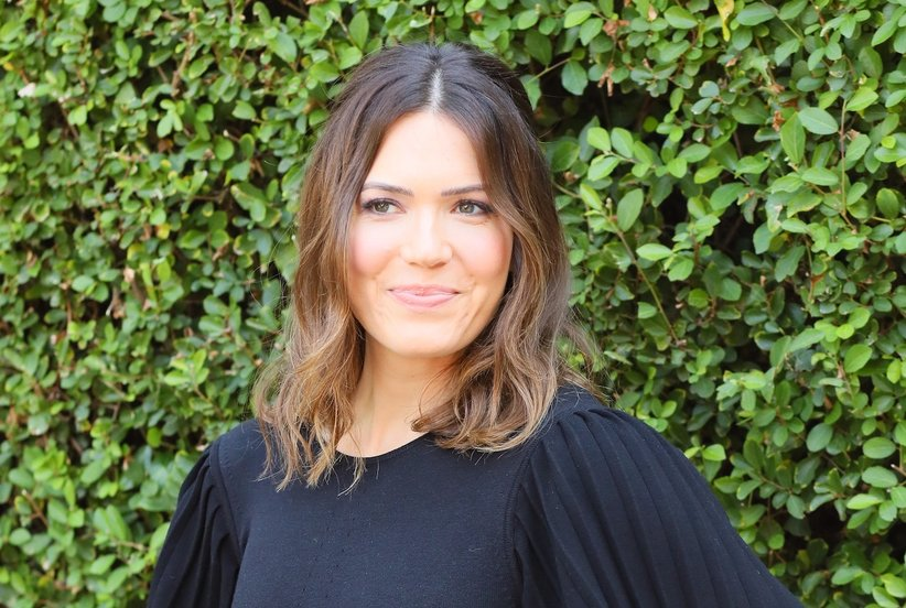 Mandy Moore's Architect Just Revealed the Star's Stunning New Kitchen
