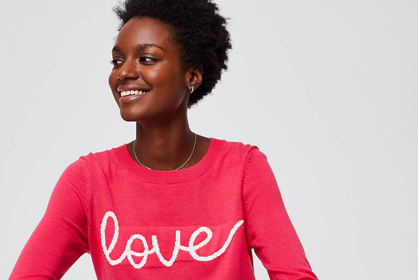 9 Seriously Cozy Sweaters Under $40 From LOFT's Winter Sale