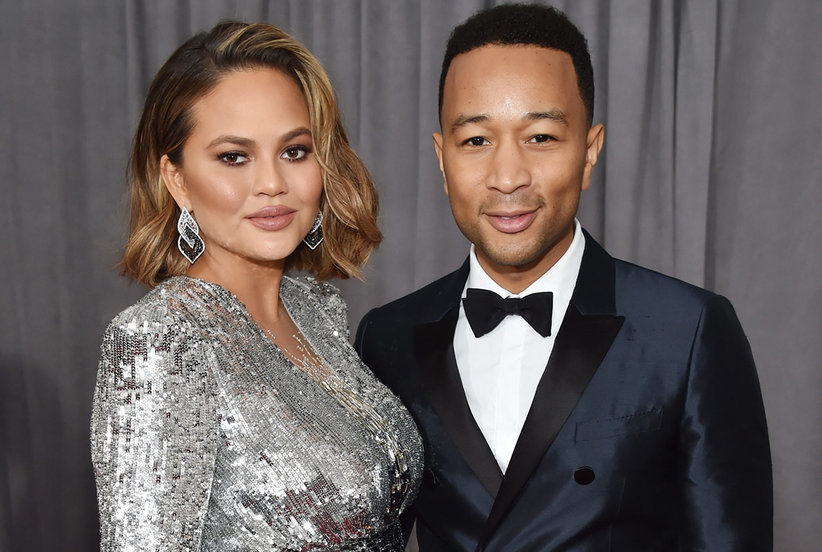 Chrissy Teigen and John Legend Can't Choose a Baby Name