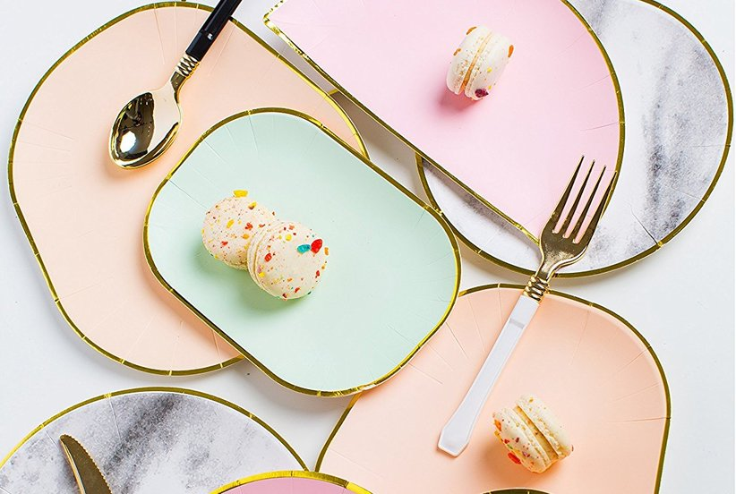 Amazon Is Officially the Best Place to Buy Party Supplies, Thanks to This Colorful New Collection